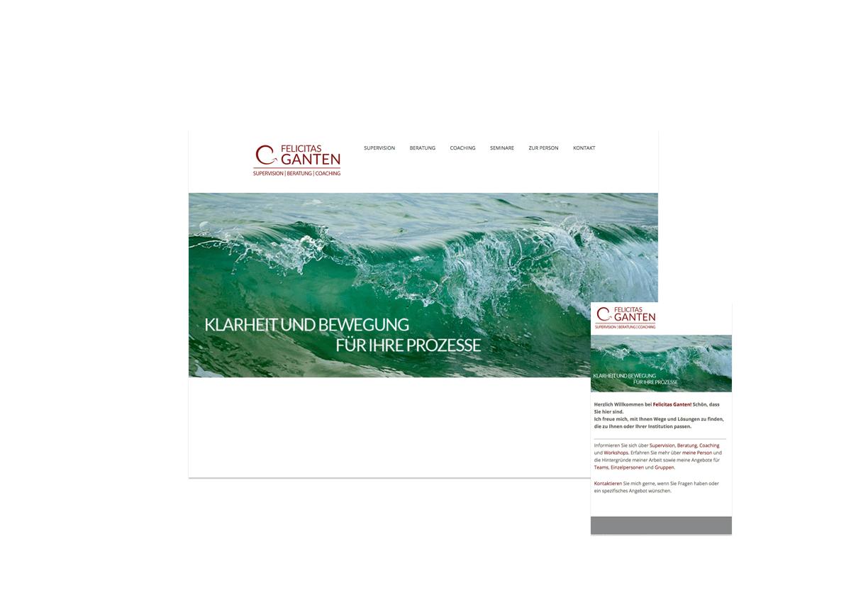 Felicitas GANTEN  Rundum-Service DESIGN/KONZEPT/ PROGRAMMIERUNG 2015