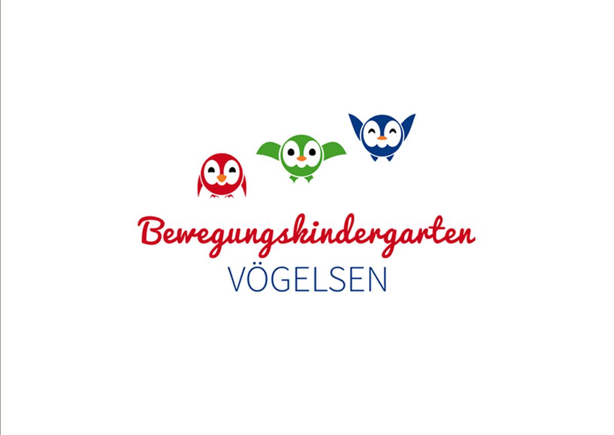 Bewegungskindergarten Vöegelsen CORPORATE DESIGN/KONZEPT/IDEE 2016
