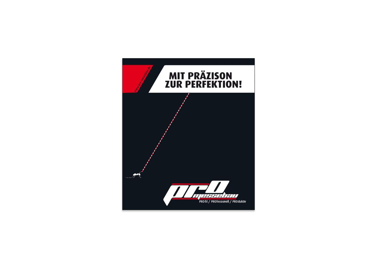 PRO Messebau Banner DESIGN/KONZEPT/IDEE 2015  Rundum-Service Druck